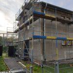 Fassade mit Daemmung (2)